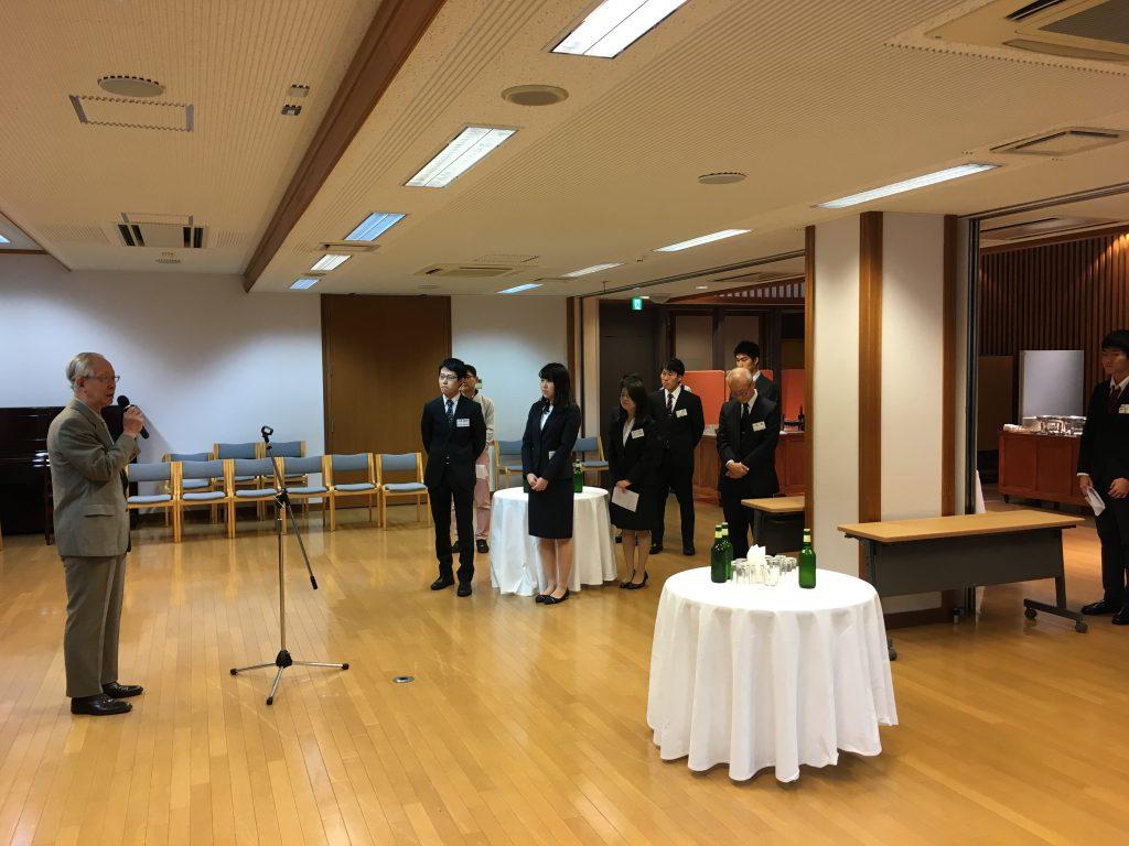 1_高尾会長の開会挨拶